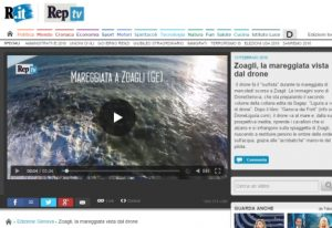 Liguria a Volo di Drone su Repubblica