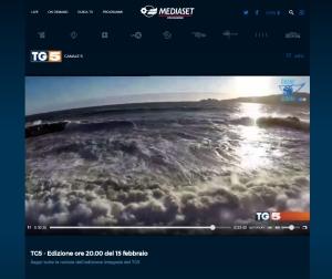 Liguria a Volo di Drone al TG5