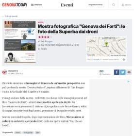 Genova dei Forti su Genova Today