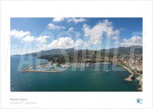 Poster Rapallo 4, 30x40 cm