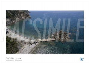 Poster Riva Trigoso 3, 30x40 cm