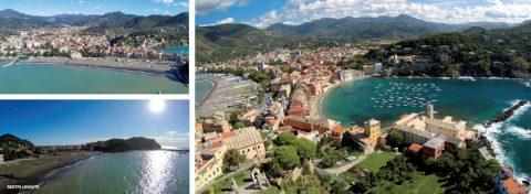 Libro Spiagge di Liguria - Pagina 128: Sestri Levante