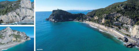 Libro Spiagge di Liguria - Pagina 50: Varigotti / Malpasso