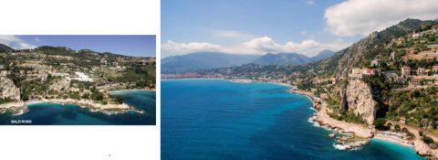 Libro Spiagge di Liguria - Pagina 8: Imperia / Balzi Rossi