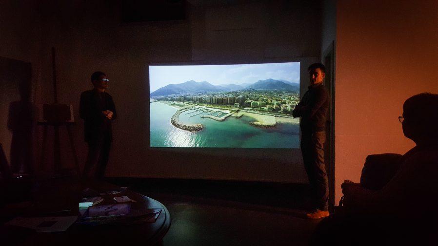 Presentazione al Museum Shop di Via Garibaldi, Genova
