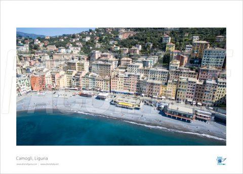 Poster Camogli 6, 30x40 cm