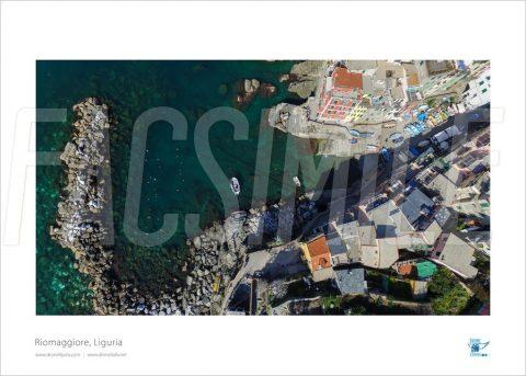 Poster Riomaggiore 3, 30x40 cm
