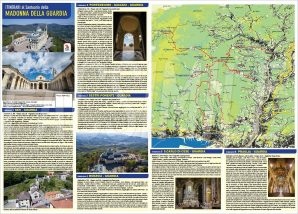 Cartina Sentieri Santuario Madonna Guardia